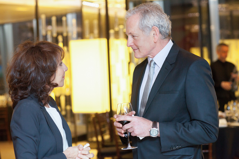 Kelly Kollar, Photography, Events, Roundabout, Gala, party, dinner, celebrity, New York, Victor Garber
