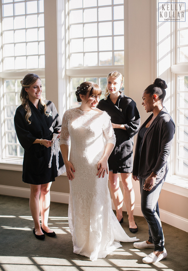 Diamond Mills Wedding | Sabrina Jeff Diamond Mills Hotel Saugerties New York