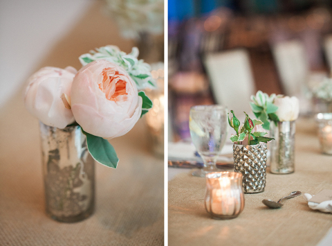 Beach wedding at Congress Hall in Cape May, New Jersey.  Photos by Kelly Kollar Photography.